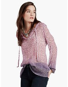 ee8723d2c44 10 Amazing Lucky Brand Jeans-Spring 2016  Peasant Top Trend images ...
