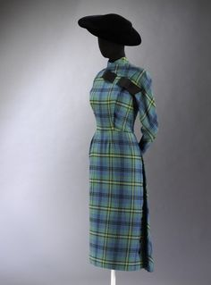 Dress  Jacques Fath, 1949  The Victoria & Albert Museum