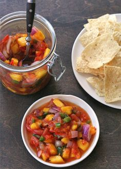 Kick salsa up a notch