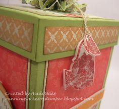 Tea Bag Dispenser Project Details by RunningwScissorsStamper