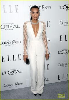 Naya Rivera : 'Elle' Women in Hollywood Celebration! |