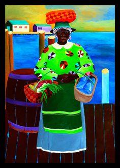 South Carolina Woman I by Ivey Hayes
