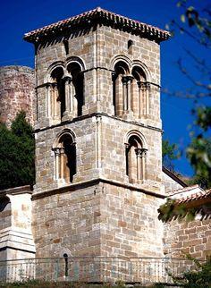 Iglesia de Santa Cecilia, Aguilar de Campoo. Palencia. ESPAÑA