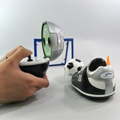 Football Shoes Style Remote Control Car - Electronics & Gadgets