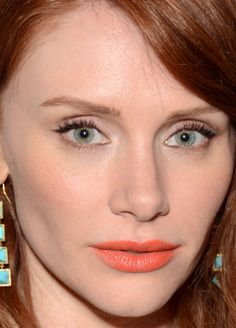 Close-up of Bryce Dallas Howard at the 2015 AOL BUILD Speaker Series.
