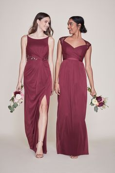 179df038a04 525 Exciting Grey Bridesmaid Dresses images