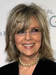 Diane Keaton always looks great.