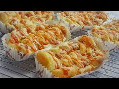 RESEP ROTI SOSIS | EMPUK DAN LEMBUT YUMMY BANGET #54 - YouTube Sushi, Chili, Cabbage, Cheese, Croissants, Vegetables, Ethnic Recipes, Foods, Youtube