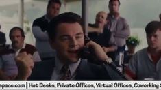 From Leonardo DiCaprio in The Wolf of Wall Street how to sell a product