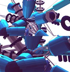 Generative Machines by Michael Chang