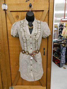 Adorable western wear!