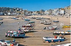 St. Ives, Cornwall, England - Bing images