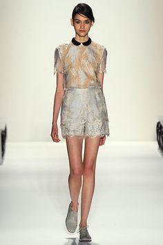 Honor, spring 2012 #NYFW #runway