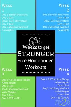 Free Resources from Fit2B Studio - Fit2B.com - Lost your fitness motivation? Here are some free workouts from Fit2B (safe if you have diastasis recti). We do home workouts different here with humor and gentle progression towards challenging when you can handle more. #fit2b #diastasis #diastasisrecti #fitnessvideo #homeexercises #befitvideos #fitnessmotivation #fitgirlsworldwide #homefitness #abworkout #lowerbodyworkout #homeworkouts_4u #strongnotskinny #fitnessjourney #inspireothers #gymlife… Kickboxing Workout, Workout Days, Life Motivation, Fitness Motivation, At Home Workouts, Studio Workouts, Core Workouts, Total Gym, Walking Exercise