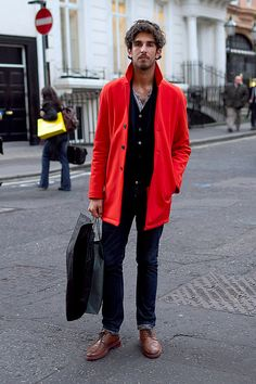 Coggles.com - Men's Street Style London by coggles_com, via Flickr