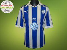 SHEFFIELD WEDNESDAY Owls HOME 2011-2012 (L) PUMA Football Shirt Jersey Camisa  #Puma #SheffieldWednesday