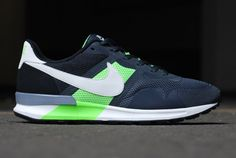 Nike Air Pegasus 83/30 – Anthracite / Sail – Flash Lime – Black