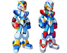 First and Second Armor by ultimatemaverickx on DeviantArt