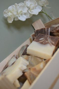 Blog post about getting started in soap making!