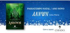 """Passatempo: Ganhe um livro """"ANNWN"""""""