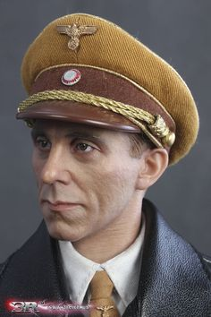 Ms. Pomsel remembers Goebbels…as 'well-kept' and 'good looking,' but above all as 'an outstanding actor.' No one… 'could have been better than he at transforming from a civilized, serious person into that ranting and raving hooligan.'   Brunhilde Pomsel, one of Goebbels' stenographers, in a NY Times film review