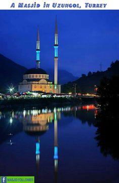 Masjid in Turkey