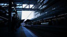 """Osaka Station_2"" Photograph by Sakak"