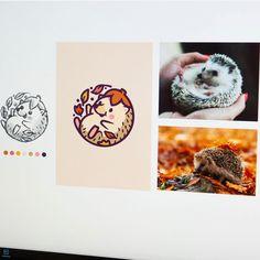 New Ideas Design Logo Inspiration Creativity Symbols Logo Branding, Branding Design, Logo Process, Learning Logo, Photo Images, Story Instagram, Instagram Logo, Logo Creation, Modern Logo Design