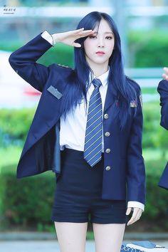 Policewoman MoonByulE