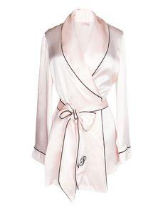 Foto 01 Silk Robe, Agent Provocateur 18720 r . Lingerie Vintage, Luxury Lingerie, Sexy Lingerie, Designer Lingerie, Luxury Designer, Satin Sleepwear, Nightwear, Bh Set, Sleep Dress