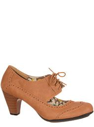 a7a33c2e584 Vegan Friendly - Whiskey Mill Lace-Up Wingtip Maryjanes by Refresh Shoes  Shoes Vegan Clothing