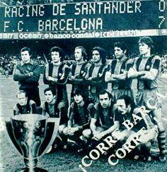 Equipos de fútbol: BARCELONA: 11 fotos de la temporada 1975-76 a la 1979-80