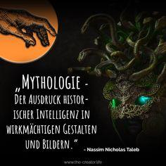 Mythen und Märchen sind nicht einfach nur Gutenachtgeschichten. Sie haben eine archetypische Wirkmacht auf den Menschen! Mehr dazu: klicken 👆🏻 #zitate #mythology #intelligenz #spiritualität #märchen #menschen #bilder