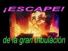 They follow the Lamb wherever He goes: Escape de la Gran Tribulación
