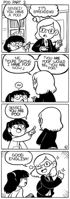 Lets Speak English - Poo Part 2
