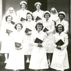 Happy #NursesWeek to all our beloved #MercyNurses today and throughout the year. #TBT