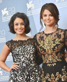 selena gomez and vanessa hudgens  | Vanessa Hudgens, Selena Gomez photo | Posh24.com