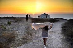 Pôr-do-sol em Cabo Espichel vence concurso de fotografia do El País