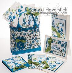 Satchel style purse w/ Cards