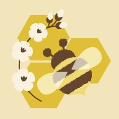 How to Create a Honeybee on a Honeycomb in Adobe Illustrator Design Envato Tuts Design & Illustration