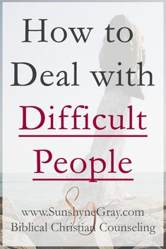 Learn 7 Tips for Dealing with Difficult People. Everyone needs strategies for difficult relationships in their life. Get 7 relationship tips that set limits and love well at the same time! Difficult Relationship, Relationship Mistakes, Troubled Relationship, Ending A Relationship, Strong Relationship, Relationship Quotes, First Year Of Marriage, Happy Marriage, Marriage Advice