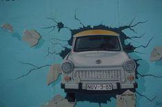 Berlin Attractions: What to do in Berlin Potsdam Germany, Berlin Germany, Murals Street Art, Street Art Graffiti, Fresco, Berlin Ick Liebe Dir, Berlin Street, East Side Gallery, Mural Painting
