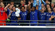 Chelsea win League Cup - reaction - BBC Sport