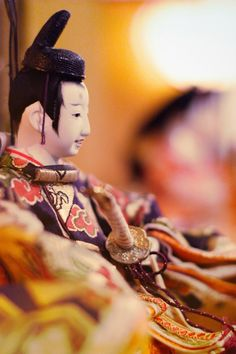 Japanese doll -ohinasama-