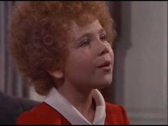 """Annie"" (1982) - Tomorrow  This was my all time favorite movie as a kid."