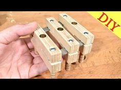 """Столярные Хитрости. """"Ласточкин Хвост"""" на Циркулярке. How to Cut Dovetails on a Table Saw - YouTube"""