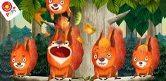 Pepi Tree: Awesome educational app for preschoolers that's on both iOS and Android!