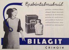 Bilagit Chinoin 1920