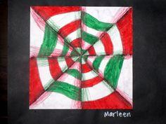 4th grade Op-Art