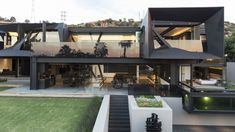 Kloof Road House | Structure | Nico van der Meulen Architects #Design #Architecture #Light